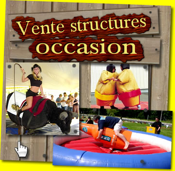 Chateau gonflable a vendre occasion - Vente chateau gonflable ...